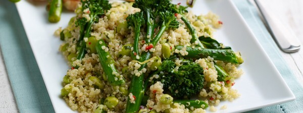 Quinoa Salad with Tenderstem® Broccoli