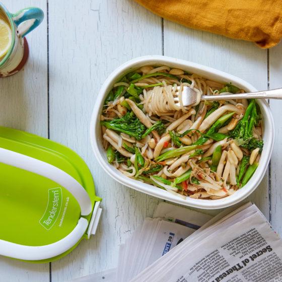 Tenderstem® broccoli Ramen Noodles